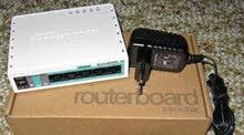 ميكروتيك روتر بورد 750 لدمج خطوط الانترنت