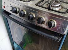 midea four burner stove