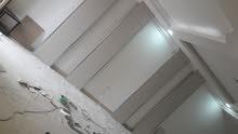 مقوال ديكور جبس امبرد قواطع اسقف 60 ×60 شاشات بلزمه