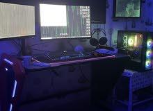 full setup gaming pc