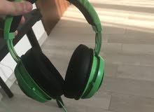 Razer Kraken Green Wired