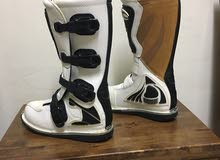OFFROAD RIDING BOOTS