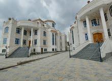 قصرين ملكيين في قمه الفخامه والجمال في منطقه بيت بوس
