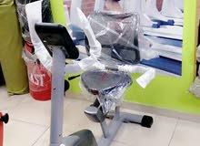 جهاز كروس ارضي بيحمل وزن 150 كيلو لشد ترهلات الجسم والكبار السن