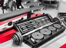 شنطة معدات رياضية جديدة جودة ممتازة . وزن 50 كيلوو