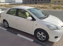 TOYOTA YARIS 2008 FULL OPTION FULL AUTOMATIC  GCC 197K KM ALL ORIGINAL