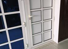 Doors and window, kitchen cabinet