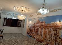 شقة للبيع في الغشام شارع مسجد أبو أحمد