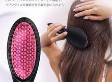 فرشاة الشعر  الكهربائية Simply Straight