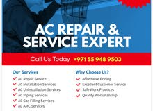 Ac full services at you door step