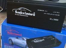 محول كهرباء سونيكو إيسترن 3000 واط يحول من 12 إلى 220 فولت