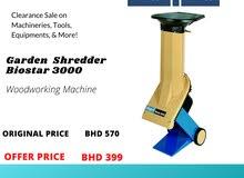 New Garden Shredder Biostar 3000