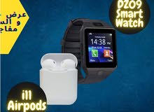 Smart Watch DZ09 + i11 Airpods