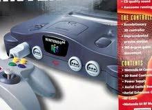 Nintendo 64 N64 Console pal System Black CIB Complete in Box