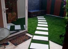 تنسيق حدائق وتجديد واجهات المنازل