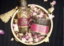 مجموعة منتجات طبيعية مغربية