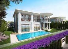فرصة فلل ومباني ضخمة للجهات وشركات مع باركي وبدرون علي رئيسي