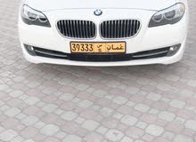 Brown BMW 528 2011 for sale