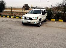 Jeep Grand Cherokee 2001 for sale in Madaba