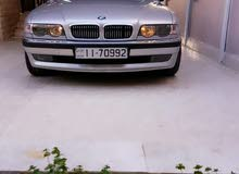 Used condition BMW 730 2001 with 0 km mileage