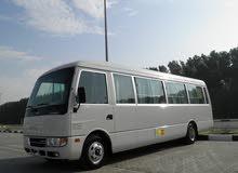 Mitsubishi rosa 34 seats
