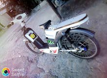 Used Harley Davidson motorbike up for sale in Irbid