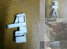 ماكينة حقن بلاستيك 120جم بلدى بستم تصنيع حسنى عمارة بالقاهرة موتور روسى جديد بحالته