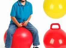 نطاطات  نطيطة الاطفال كرة النطاطه