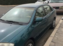 2002 Used Corolla with Automatic transmission is available for sale