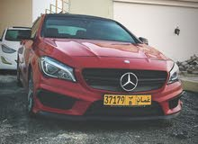 Mercedes Benz CLA 250 2014 For sale - Red color