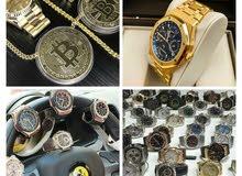 نشتري جميع انواع الساعات السويسريه