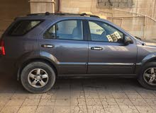 Automatic Grey Kia 2008 for sale