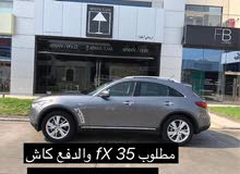 Infiniti FX35 car for sale  in Kuwait City city