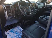 سلفرادو الشكل الجديد Z71 للبيع كاش او بدل على سيارة