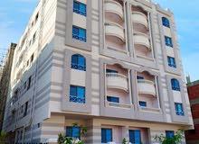بالشروق شقة 135 متر 3نوم و حمام و مطبخ و ريسبشن و بلكونه ادفع 612 الف