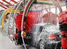 مطلوب عدة لوادجو سيارات  مكينة ضخ المياه و لاوازم محطة غسيل السيارات