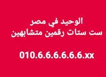 الوحيد في مصر ست ستات رقمين متشابهين