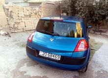 Manual Blue Renault 2004 for sale