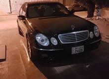 1 - 9,999 km Mercedes Benz E 280 2006 for sale