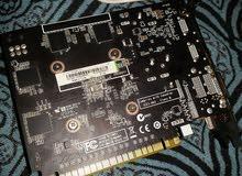 كرت شاشة نيفيديا zotac gtx 650 2gb ddr5