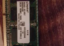 RAM 4GB ddr3 1333 kingston