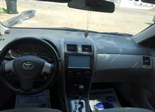 Toyota Corolla car for sale 2010 in Muscat city