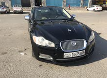 Gasoline Fuel/Power   Jaguar XF 2011