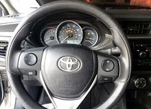 Toyota Corolla car for sale 2014 in Sohar city