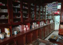 صيدلية إيجار قديم للبيع بأمبابة