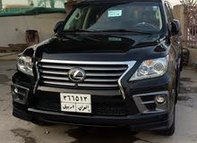 Lexus LX Used in Najaf