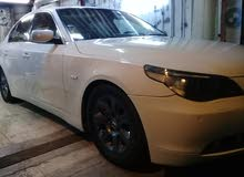 Bmw 530i  2005 orginal body clean car