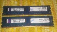 متوفر رام DDR3 اصلي لجمع انواع الاجهزة