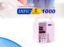 VOLUMETRIC INFUSION PUMP- INFU- Z 1000