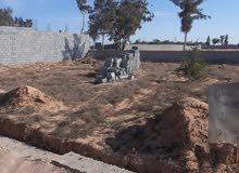 قطعة ارض مساحة 400م طمينة خلف شيل الشاوش